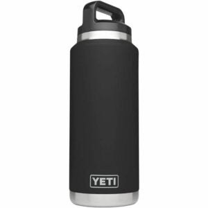 The Best Gifts for Coffee Lovers Option: YETI Rambler Vacuum Insulated Stainless Steel Bottle