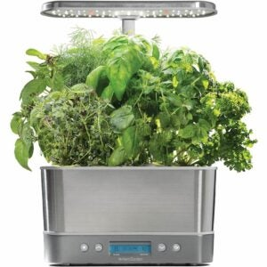 The Best Gifts for New Homeowners Option: AeroGarden Harvest Elite