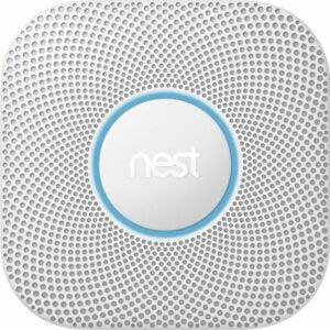 The Best Gifts for New Homeowners Option: Google Nest Protect Smart Smoke/Carbon Monoxide Alarm