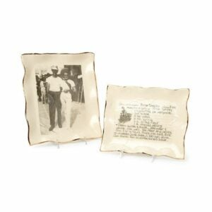 The Best Personalized Gifts Option: Memory Keepsake Dish