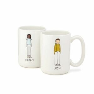 The Best Personalized Gifts Option: Personalized Family Mugs