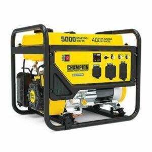 The Best Tractor Supply Black Friday Option: Champion Power Equipment 5,000/4,000-Watt Generator