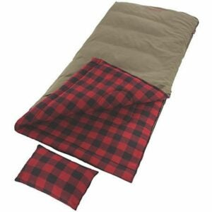 The Best Tractor Supply Black Friday Option: Coleman Big Game Big & Tall Sleeping Bag