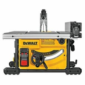 The Best Tractor Supply Black Friday Option: DeWalt Compact Jobsite Table Saw