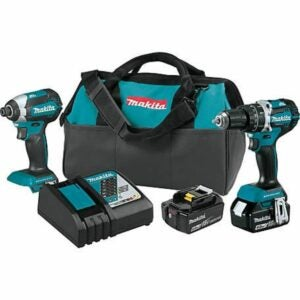 The Best Tractor Supply Black Friday Option: Makita 18V LXT Brushless Cordless 2-Piece Combo Kit