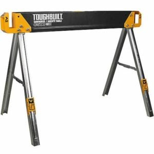 The Best Tractor Supply Black Friday Option: ToughBuilt C500 Sawhorse and Jobsite Table