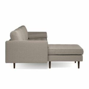 The Best Wayfair Black Friday Option: AllModern Lark Wide Reversible Sofa & Chaise