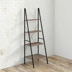The Best Wayfair Black Friday Option: Mercury Row Almanzar Steel Ladder Bookcase