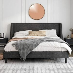 The Best Wayfair Black Friday Option: Wade Logan Low Profile Platform Bed