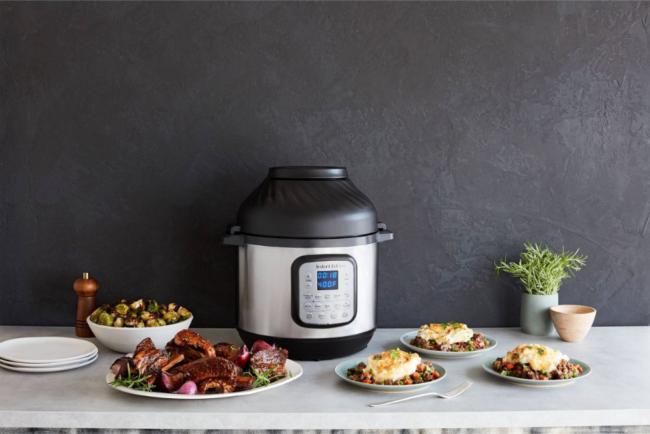 Deals Roundup 10:12 Option: Instant Pot 8-Quart 11-in-1 Air Fryer Duo Crisp