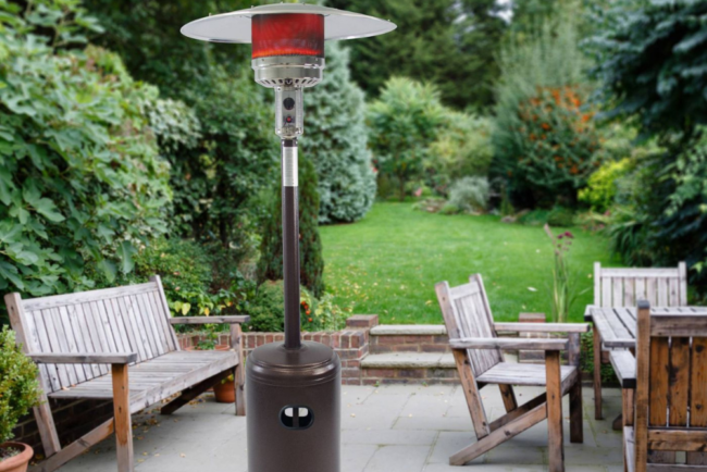 Deals Roundup 10:12 Option: Dyna-Glo Deluxe Patio Heater