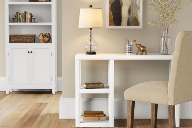 Deals Roundup 10:12 Option: Threshold Wood Writing Desk
