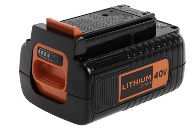 Deals Roundup 10/13 Option: BLACK+DECKER 40V Max Battery