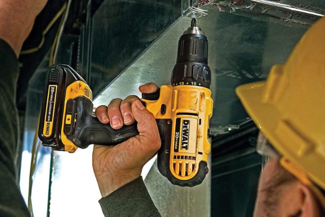 Deals Roundup 10/13 Option: DEWALT 20V Max Cordless Drill:Driver Kit