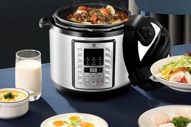 Deals Roundup 10/7 Option: 1829 CARL SCHMIDT SOHN Pressure Cooker and Air Fryer Combo
