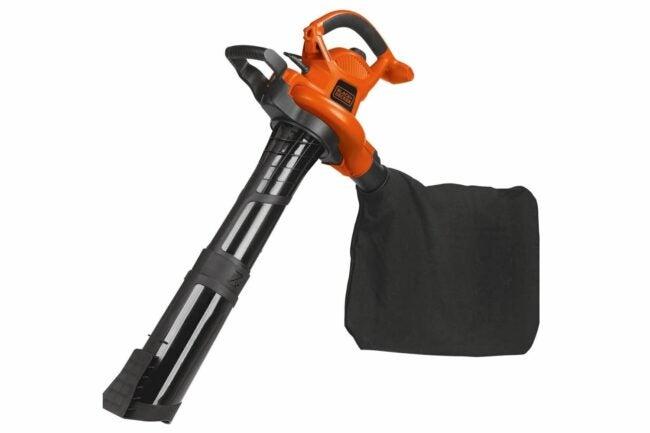 Deals Roundup 10/7 Option: BLACK+DECKER Leaf Blower & Leaf Vacuum