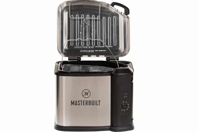 Deals Roundup 10/7 Option: Masterbuilt Electric Fryer, Boiler, and Steamer