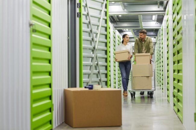 Storage Unit Prices