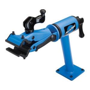 The Best Bike Repair Stand Option: Park Tool PCS-12.2 - Home Mechanic Bench-Mount