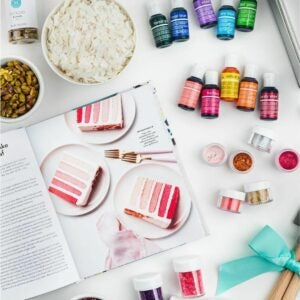 The Best Food Gifts Option: Cake Perfection Cookbook and Decorating Set