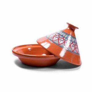 The Best Food Gifts Option: Ceramic Cooking & Serving Tagine Pot
