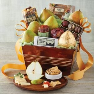 The Best Food Gifts Option: Classic Favorites Gift Basket