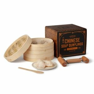 The Best Food Gifts Option: Chinese Soup Dumpling Kit