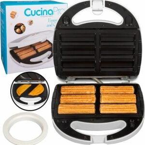 The Best Food Gifts Option: CucinaPro Empanada and Churro Maker Machine