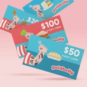 The Best Food Gifts Option: Goldbelly E-Gift Card