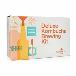 The Best Food Gifts Option: The Kombucha Shop Deluxe Kombucha Brewing Kit