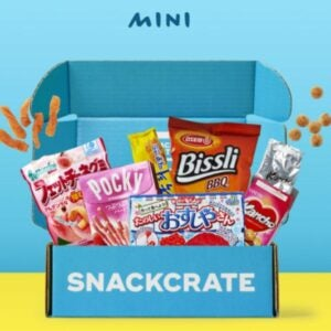 The Best Food Gifts Option: SnackCrate
