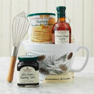 The Best Food Gifts Option: Stonewall Kitchen Maine Morning Batter Bowl Gift