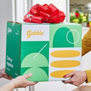 The Best Food Gifts Option: Gobble Gift Card