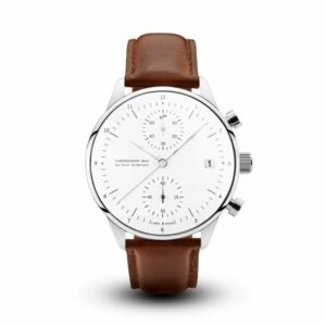 The Engraved Gifts Option: 1844 Chronograph, Steel/White