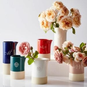 The Engraved Gifts Option: DIPPED CERAMIC PITCHER
