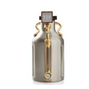 The Engraved Gifts Option: Growlerwerks Ukeg with Tap Handle