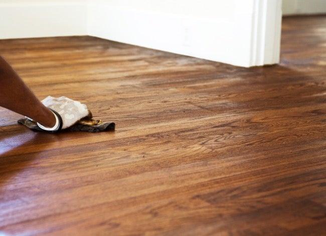 fix a floor