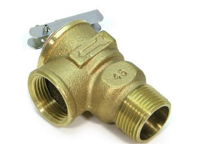 types of water valves - pressure relief valve