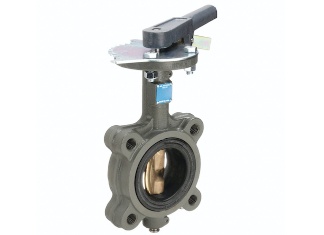 types of water valves - butterfly valve