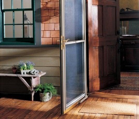 Quick and Easy Storm Door Installation