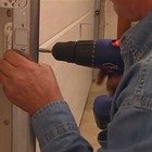 Installing garage doors