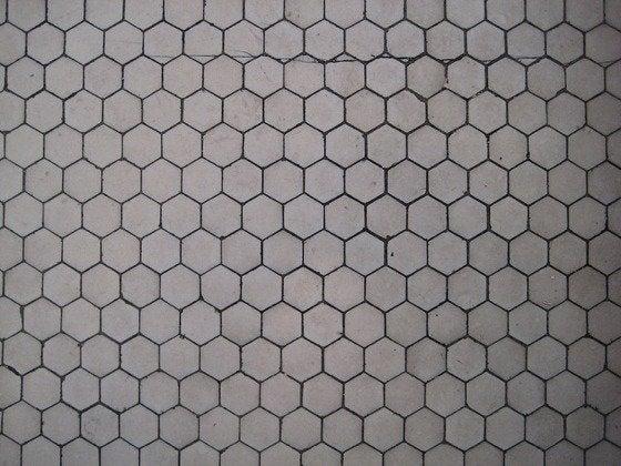 How to Tile a Bathroom, Laying Bathroom Tile