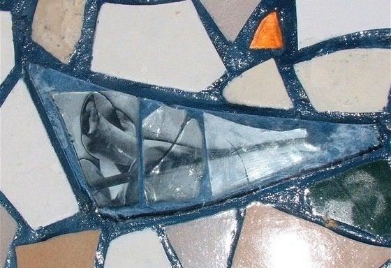 DIY Tile Mosaic