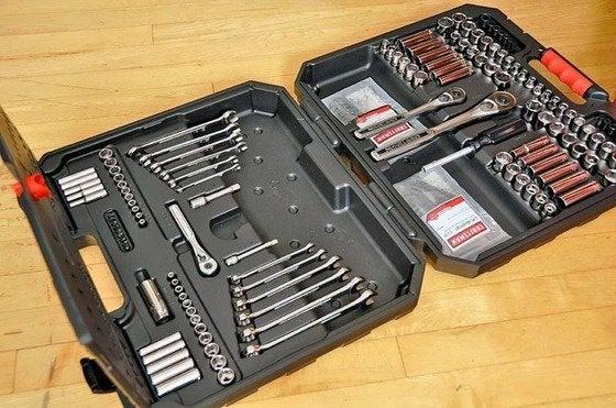 Craftsman 145-Piece Mechanic's Tool Kit Review