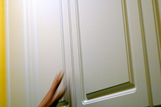 Installing base cabinets, standard cabinet height