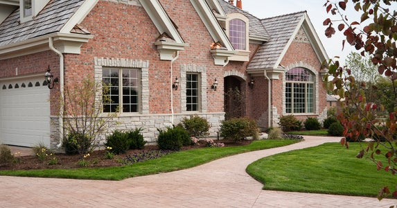 10 Beautiful Stamped Concrete Ideas to Upgrade Your Outdoor Spaces