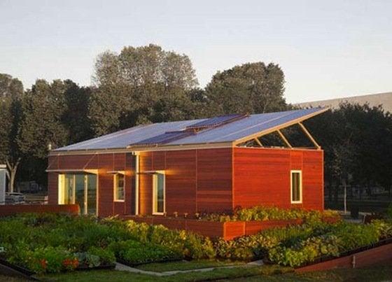 Zero-Energy Homes