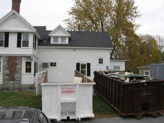 Remodeling Waste