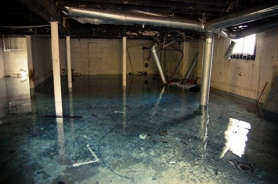 How To Dry A Wet Basement Bob Vila, How To Dry Up Wet Basement