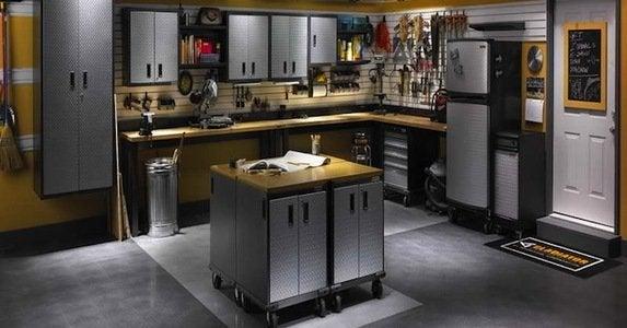 """11 """"Neat"""" Garage Storage Solutions"""